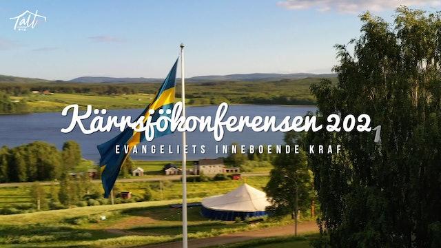 Torsdag 10.00 - Bibelstudium Morgan Carlsson | Kärrsjökonferensen 2021