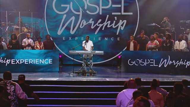 Anthony Brown   Gospel Worship Experience
