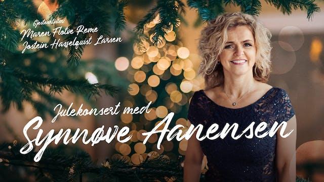 Julekonsert med Synnøve Aanensen og g...