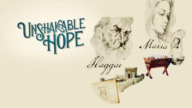 Maria & Haggai  | Orubbligt hopp