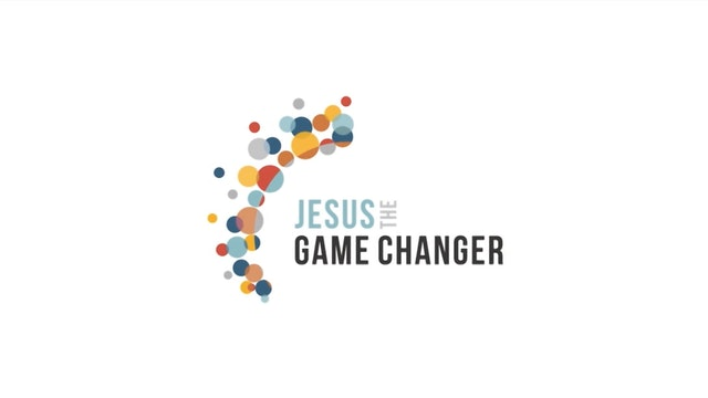 Du har väl inte missat JESUS GAME CHANGER