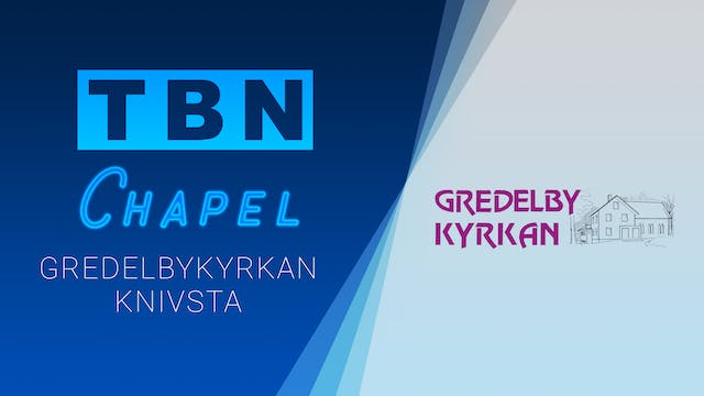13 September I Gredelbykyrkan