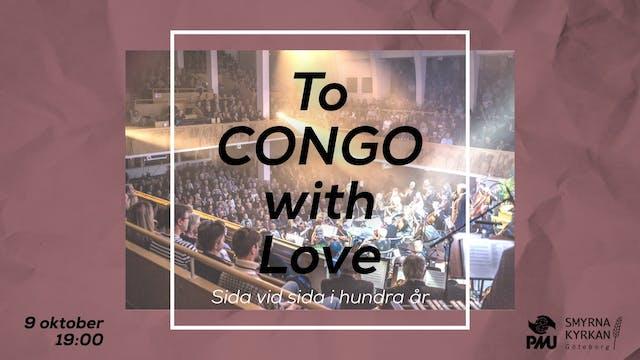To Congo with love - Sida vid sida i ...