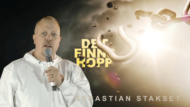 Sebastian Stakset - 7 juli  |  Det Finns Hopp