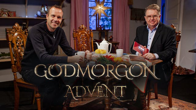 1 december | Godmorgon Advent
