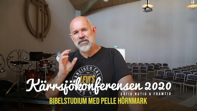 Torsdag 10.00 - Bibelstudium | Kärrsjökonferensen 2020