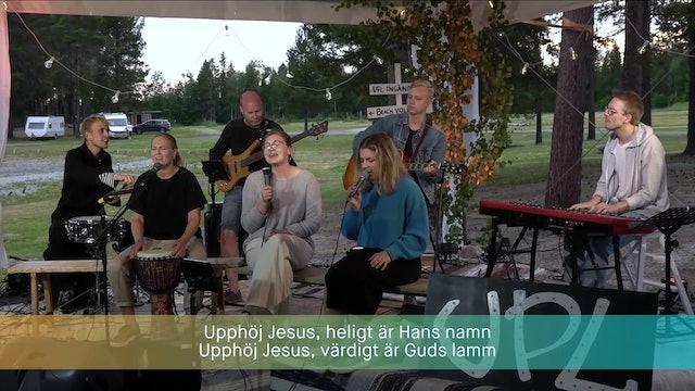 Nattmöte på Lappis | Lapplandsveckan 2021
