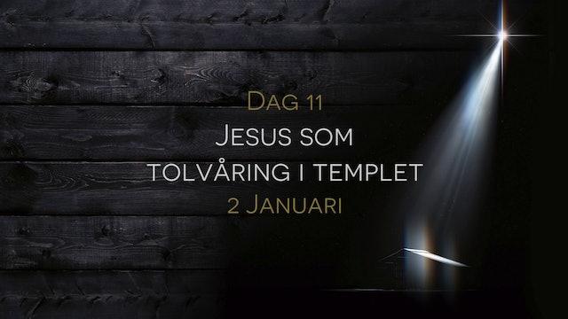2 januari | 15 dagar med julens budskap