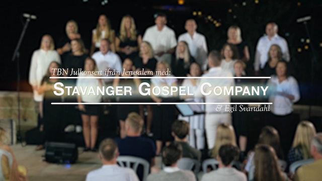 Julkonsert från Jerusalem | Stavanger Gospel Company Egil Svartdahl
