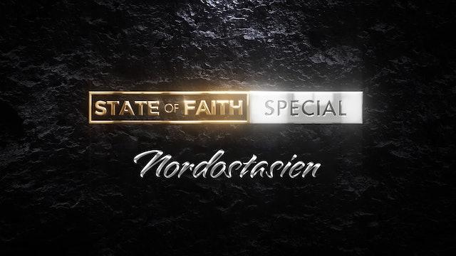 Nordostasien | State of Faith