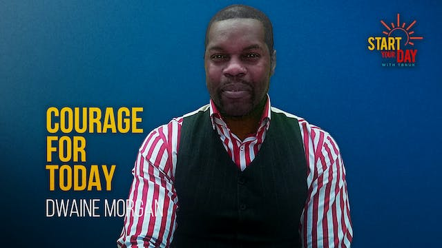 Courage for Today with Bishop Noel Mc...