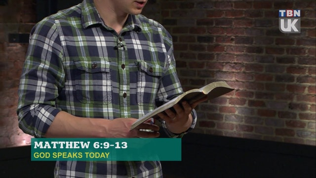 The Pattern Of Prayer