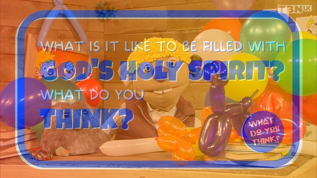 What Is It Like To Be Filled With God's Holy Spirit?