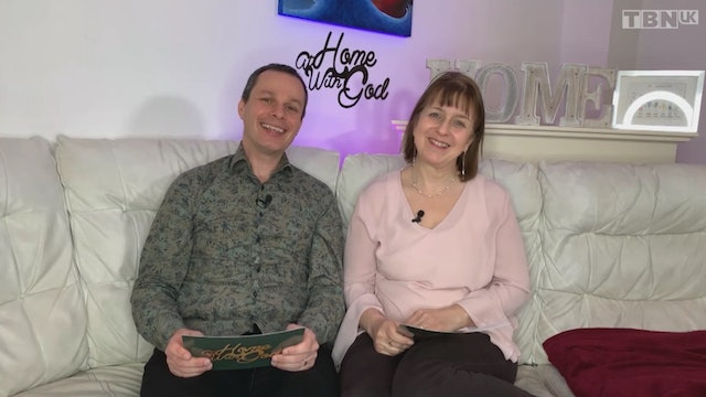 At Home With God - Lockdown Special