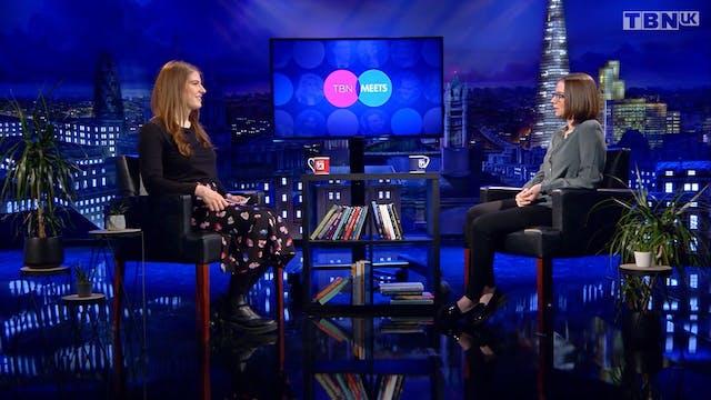 TBN Meets Jessica Hannington (Karuna ...