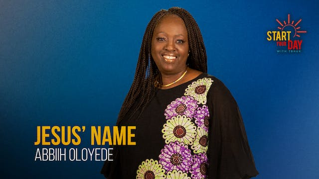 Jesus' Name with Abbiih Oloyede