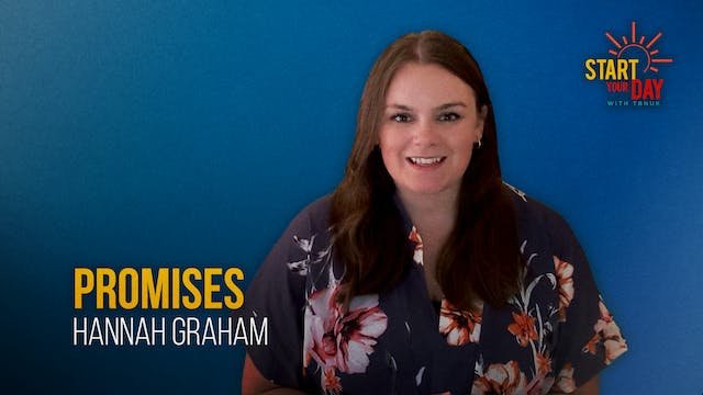 Promises with Hannah Graham