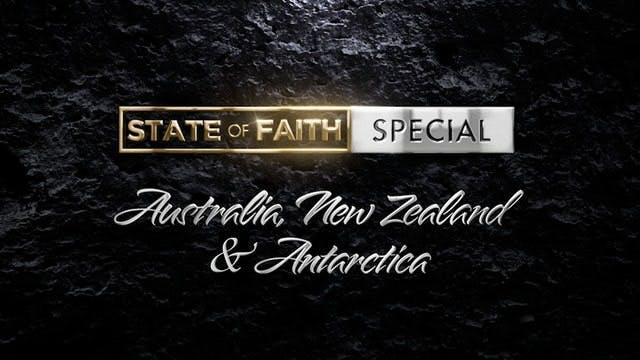 Australia, New Zealand & Antarctica