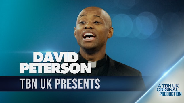 TBN Presents: David Peterson