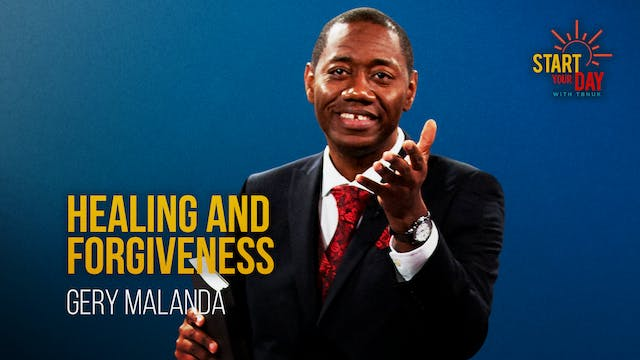 Healing and Forgiveness with Gery Mal...