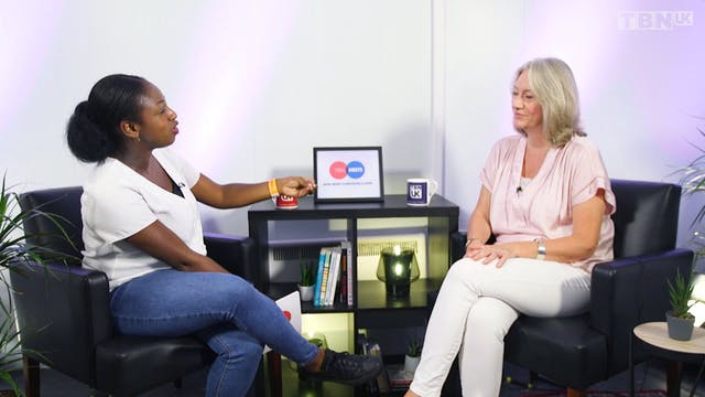 TBN Meets Naomi Graham/ Lucy Peppiatt