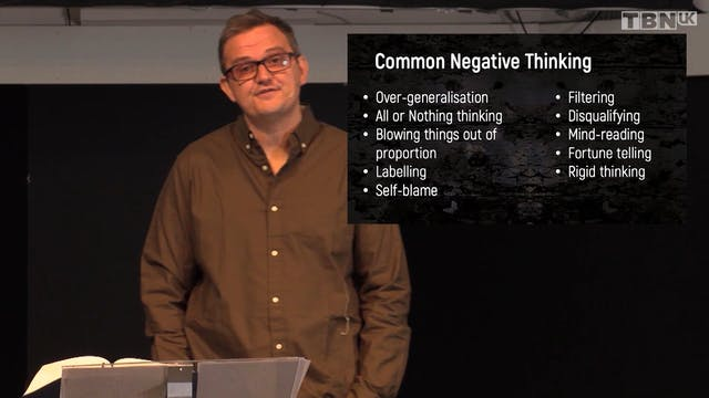 Wellbeing with Patrick Regan