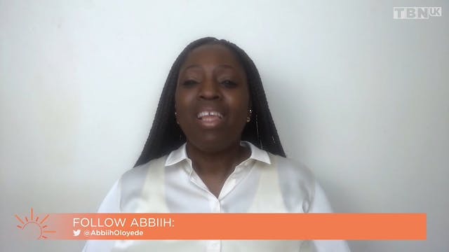 Be Empowered with Abbiih Oloyede