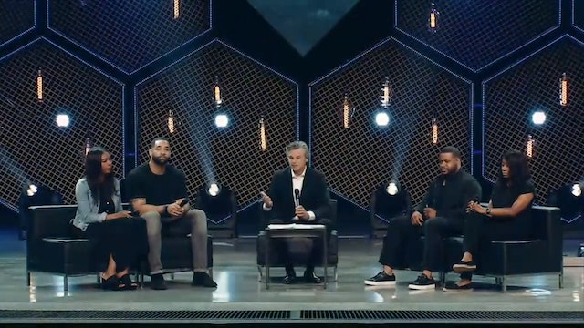 Praise with Jentezen Franklin and the Free Chapel staff panel