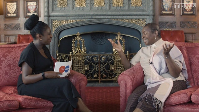TBN Meets Rev Rose Hudson-Wilkin