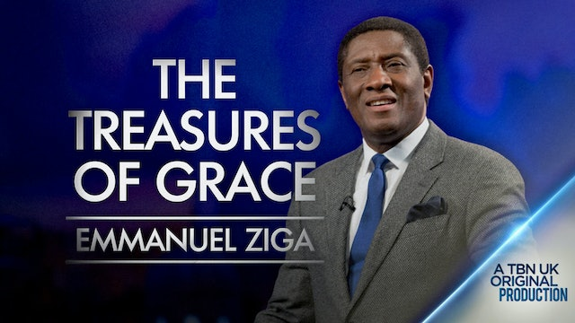 The Treasures of Grace