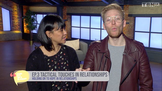 Tactical Touches In Relationships