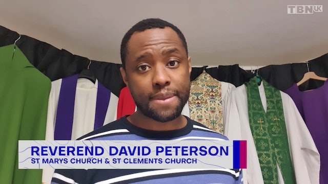 The Lord is my Safe Retreat with David Peterson