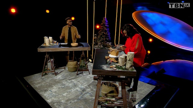 A TBN UK Christmas with Reverend Celia Apeagyei-Collins