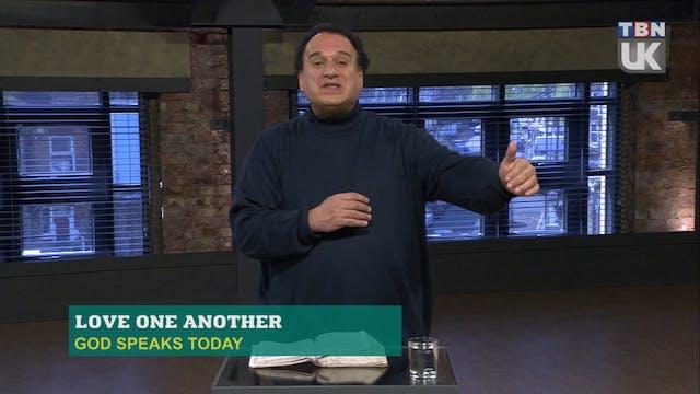 Understanding Jesus' New Commandment