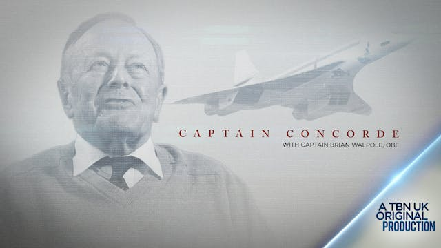 Captain Concorde with Captain Brian W...