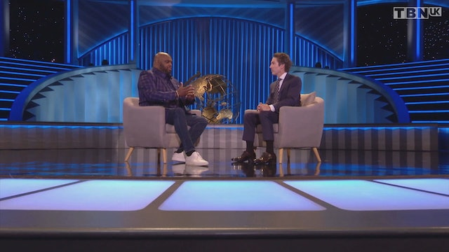 Praise with John Gray and Joel Osteen - Racial Reconciliation