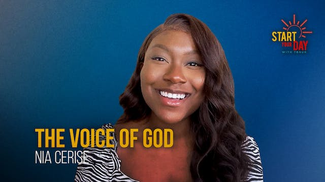 The Voice of The Lord with Nia Cerise