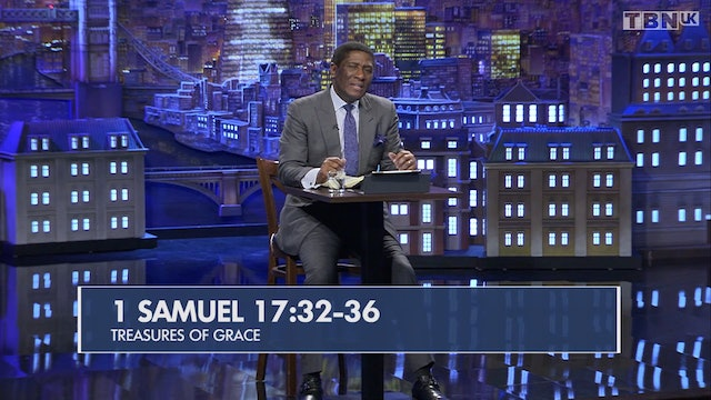 Emmanuel Ziga - Treasures of Grace - ep 105