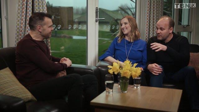 Pete & Nicki Sims: Leading in Community