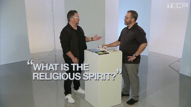 Is God Religion?