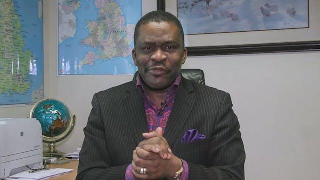 Dr Dipo Oluyomi - pt 1