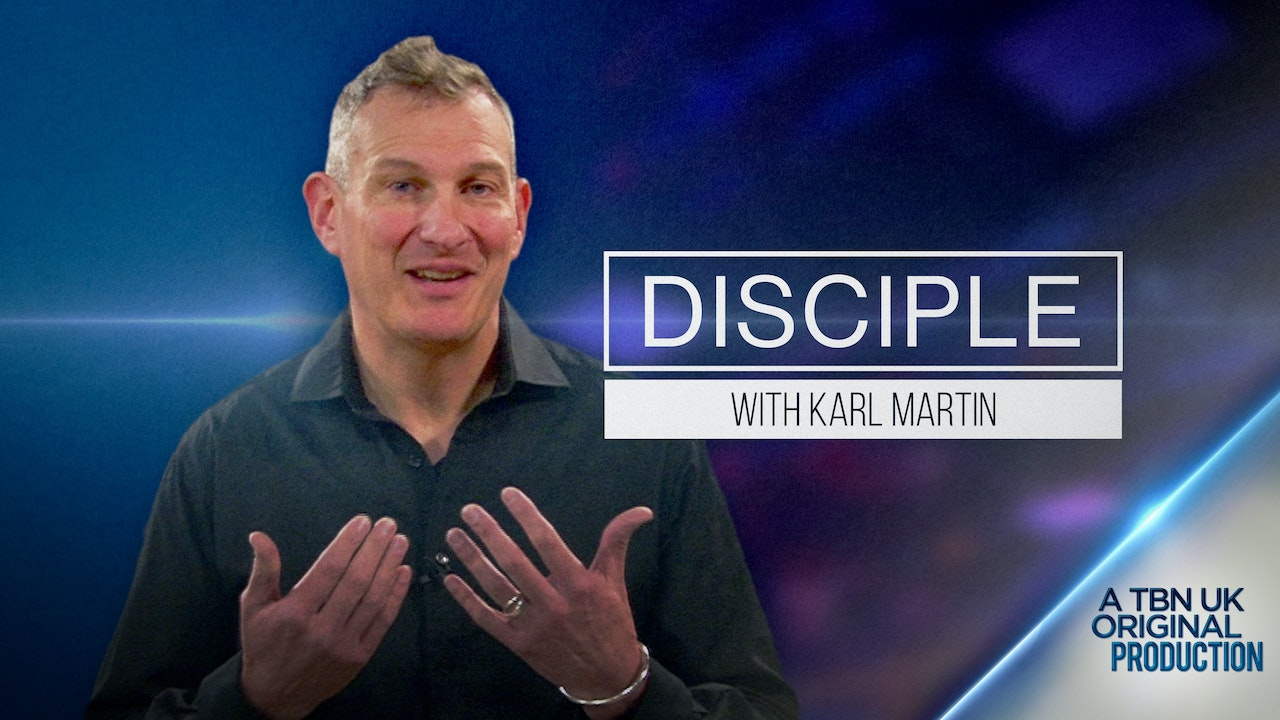 Disciple with Karl Martin