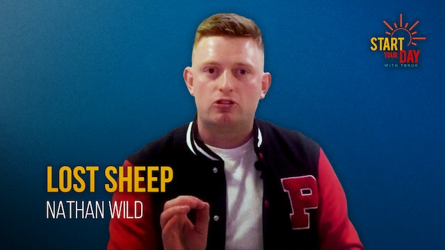 Lost Sheep with Nathan Wild
