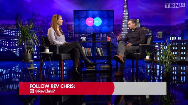 TBN Meets Chris Lee