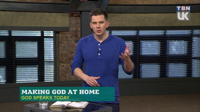 Making God At Home