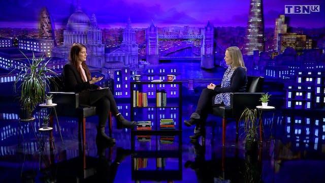 TBN Meets Amy Orr-Ewing