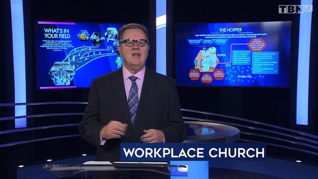 An Exhortation Message To Workplace Ministers
