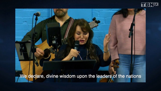 16 Mar - Dr Sharon Stone