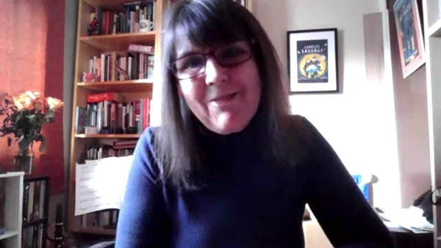 TBN Meets Fiona Veitch Smith