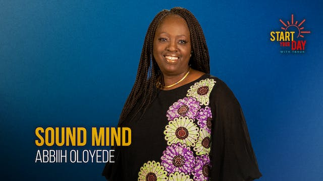 Sound Mind with Abbiih Oloyede
